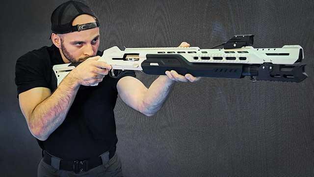 Kalashnikov-reveals-to-the-world-the-MP-155-Ultima-smart-shotgun
