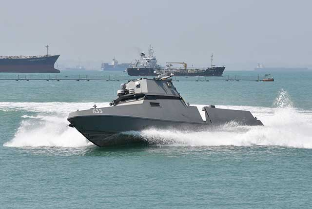 Artificial intelligence monitors maritime security in Southeast Asia