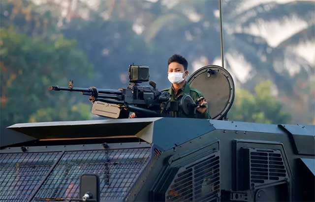 Israel-aided-the-Myanmar-coup-by-violating-the-arms-embargo