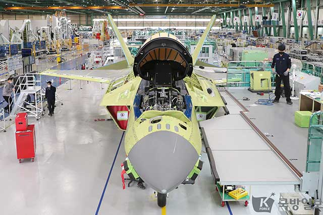 New 5th-Gen fighter will take over the markets [photos]