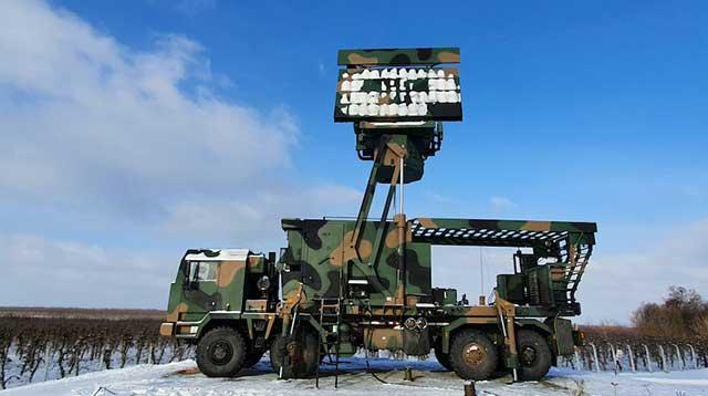 Poland received first Odra mobile radar with medium range