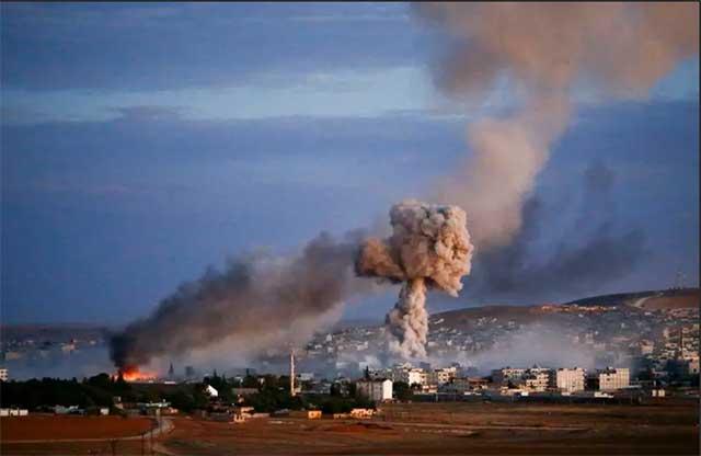 Syrian-media-claims-air-defenses-shot-down-several-missiles