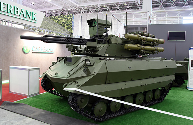 Russia-is-creating-a-combat-unit-with-robotic-systems-and-vehicles