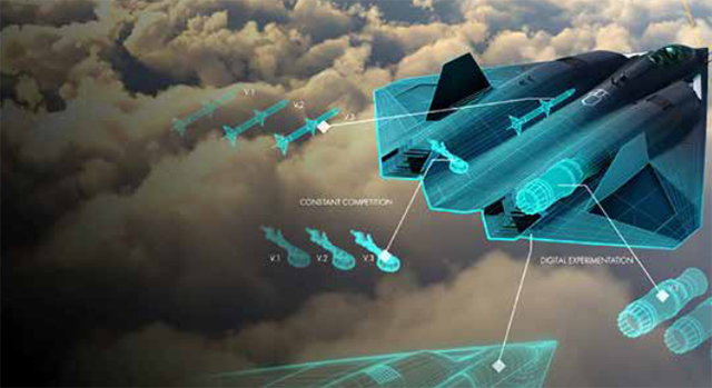 See what the sixth generation US fighter will look like