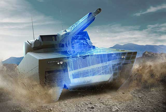 What-armament-concept-does-Nexter-offer-for-the-tank-of-the-future