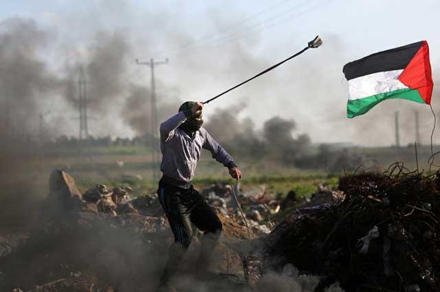 Israel-struck-Gaza,-killing-terrorists-and-a-Hamas-commander