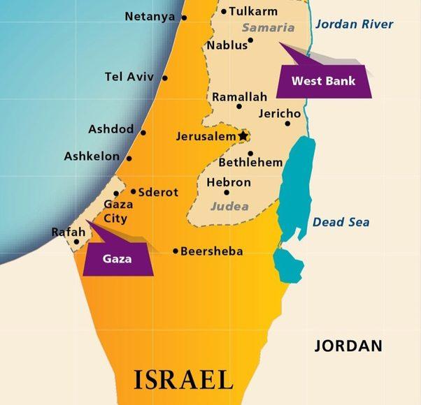 israeli-palestinian-conflcit