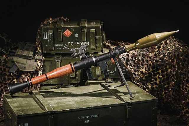 Legendary RPG-7V2 grenade launcher expects next-generation rocket