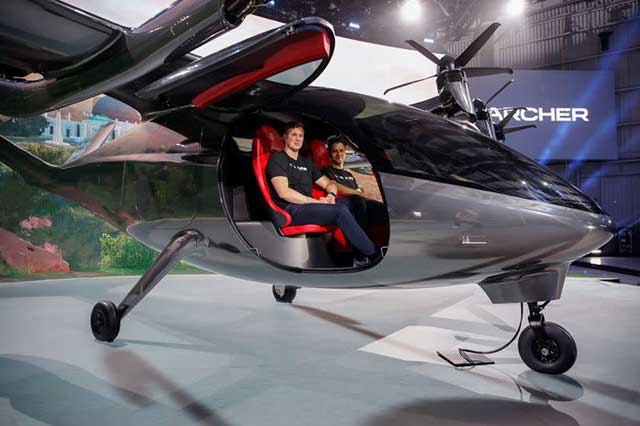 Next big thing - Flying taxis in Los Angeles and Miami in 2024