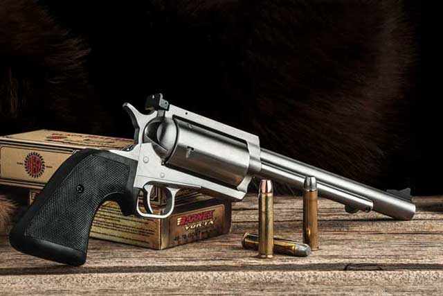 These-five-handguns-shoot-with-.500-Smith-and-Wesson-Magnum-cartridge—Magnum-Research-BFR