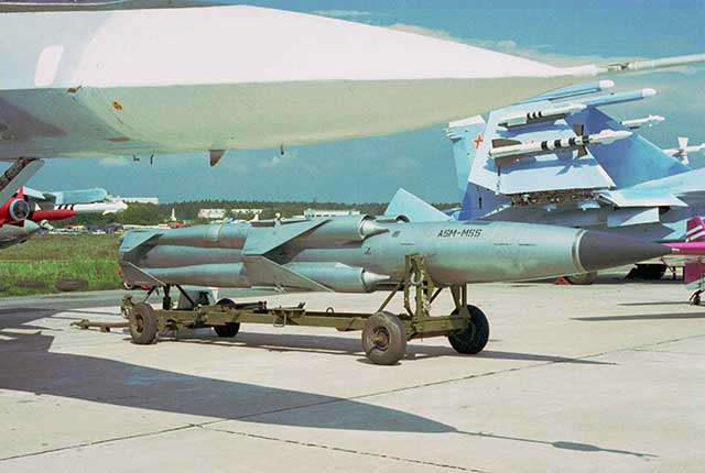 Top 5 of the best and deadliest Russian cruise missiles