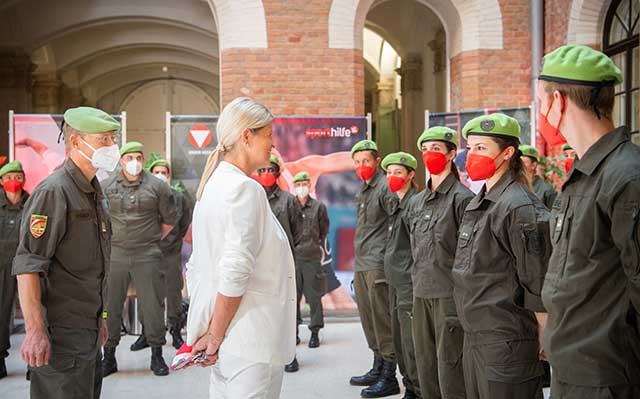50 Austrian army athletes will compete in the Tokyo Olympics