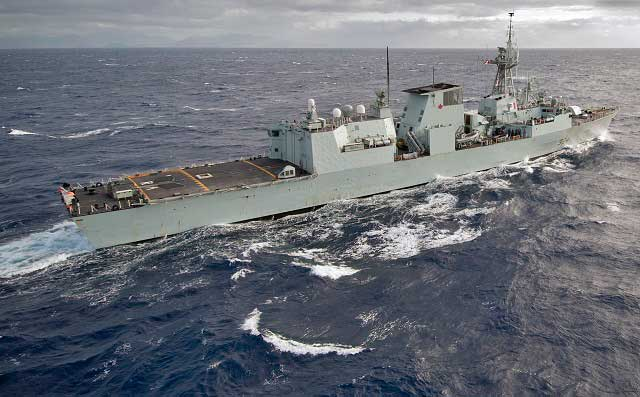 Canada-invests-$-24.5-million-in-IPMS-of-Halifax-class-frigates