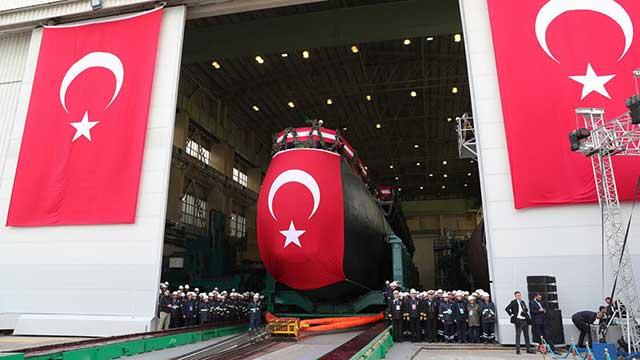 Despite-Greece's-protest,-Turkey-will-receive-its-submarine