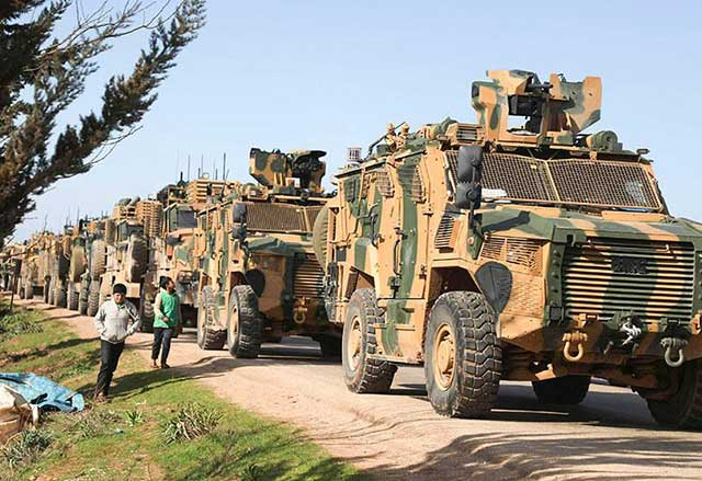 Geopolitical-expansion-Turkey-donated-armored-vehicles-for-Somalia