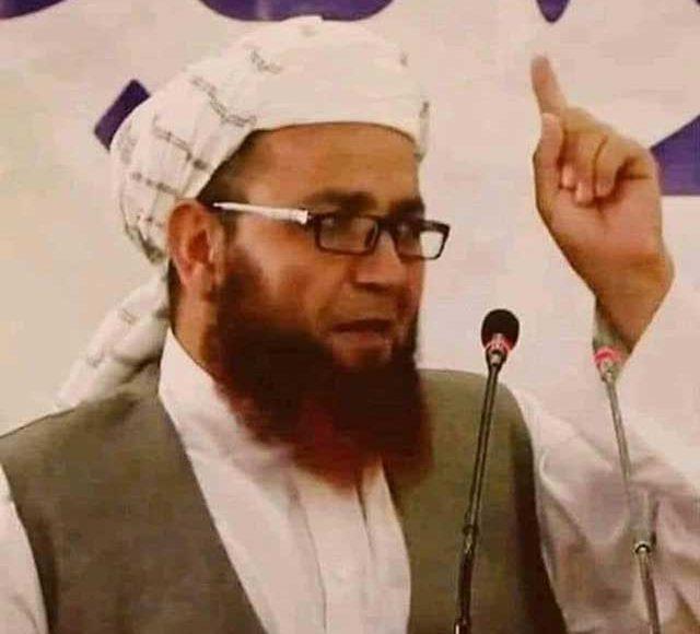 Afghanistan-Taliban-maimed,-dismembered,-killed-Salafi-priest