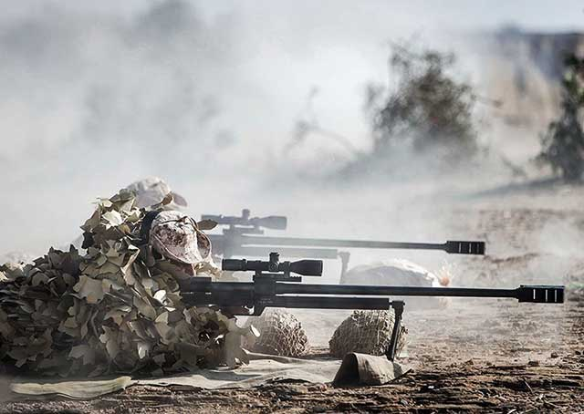 Iran-copies-Steyr-sniper-rifle-and-delivers-it-to-conflict-zones