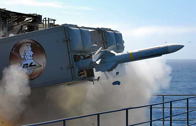 Israeli-anti-ship-missile-Sea-Breaker—fifth-generation-with-AI
