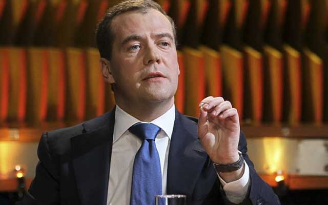 Medvedev: The United States feeds the activities of ISIS