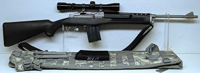 Ruger-Mini-14-semi-automatic-rifle—still-popular-and-reliable-1