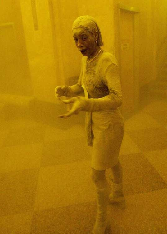 Stan Honda: 9/11 in NY was like 'the death' of city of Pompeii [photos]