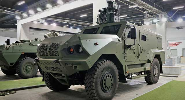 Tatra-unveils-a-new-tactical-armored-ambush-protected-vehicle