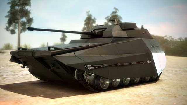 Israel changed the game and began producing an AI tank - carmel